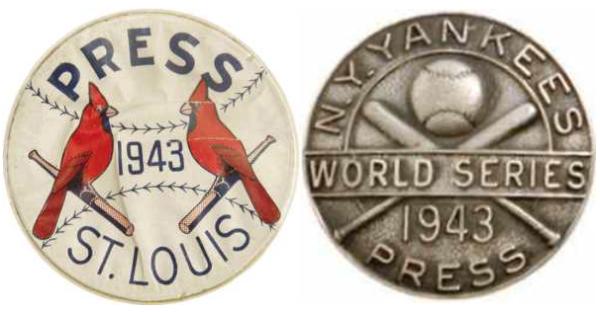 1943 press passes