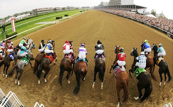 2014 Kentucky Derby Cooper Family LiveDraft