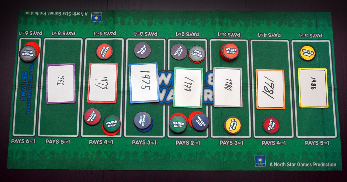 In Game Betting