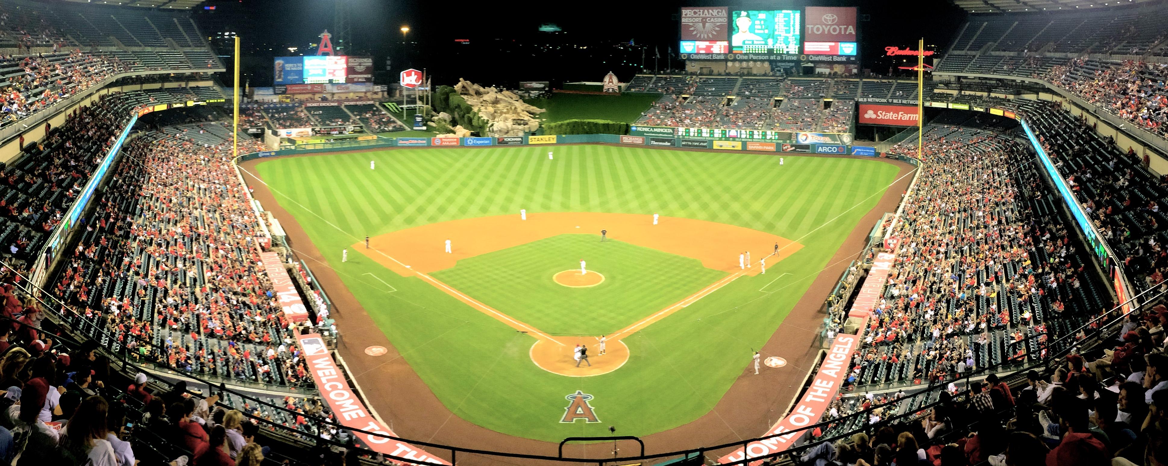 Angels Ballpark Tour