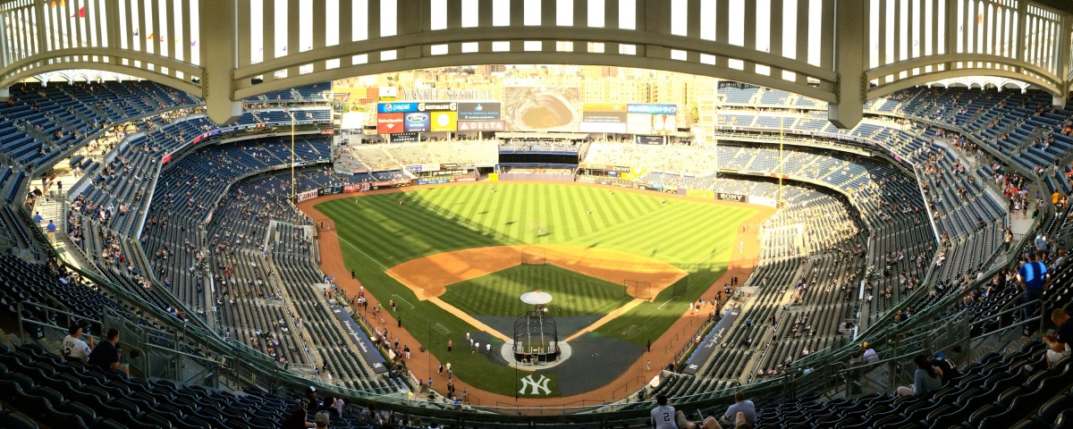 Game 17: Yankee Stadium