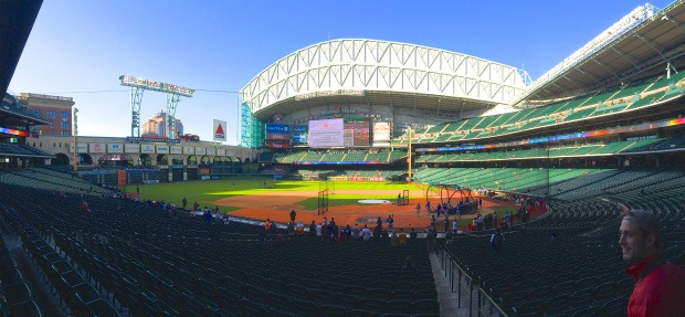 Game 6: Minute Maid Park, Houston