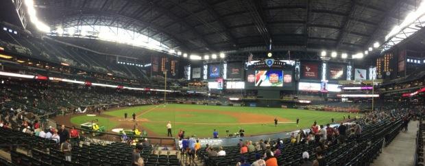 Game 7: Chase Field,Arizona