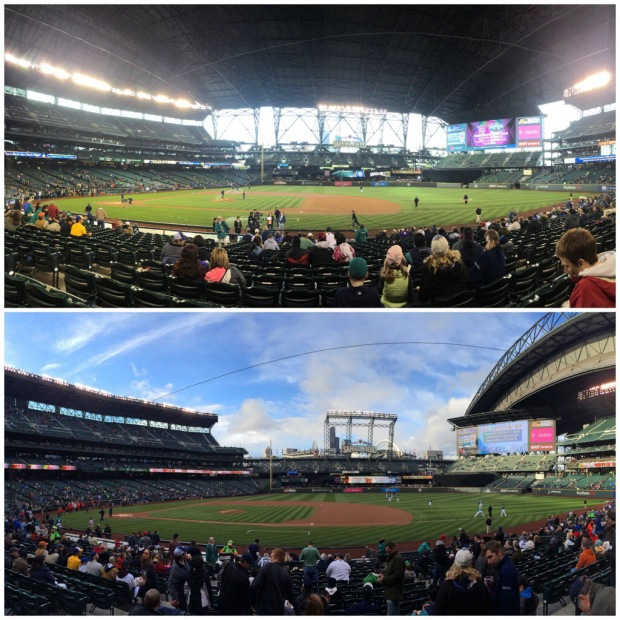 Game 10: Safeco Field,Seattle