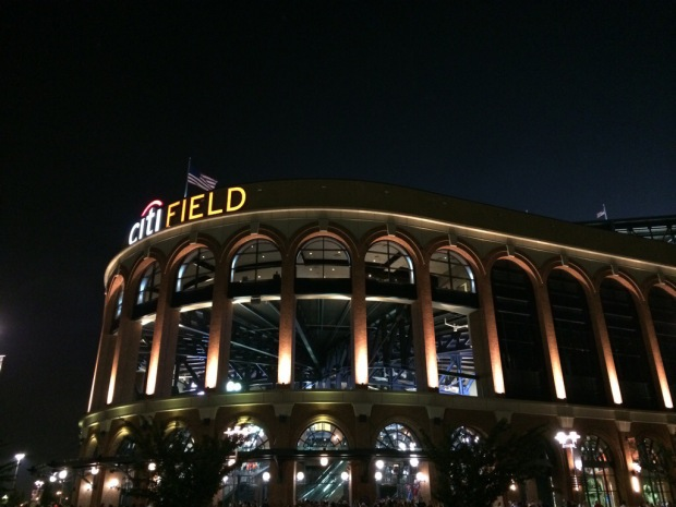 Game 15: Citi Field, Queens, New York