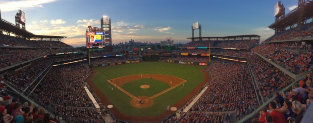 Game 16: Citizens Bank Park, Philadelphia
