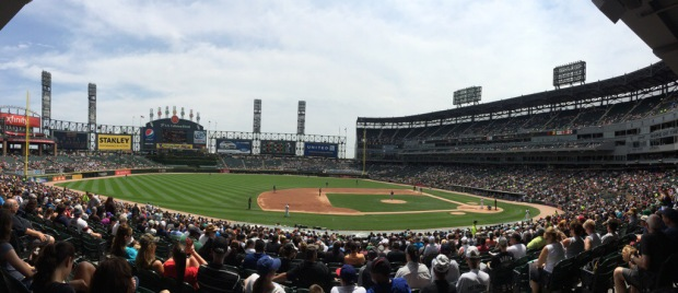Game 21: U.S. Cellular Field, Chicago