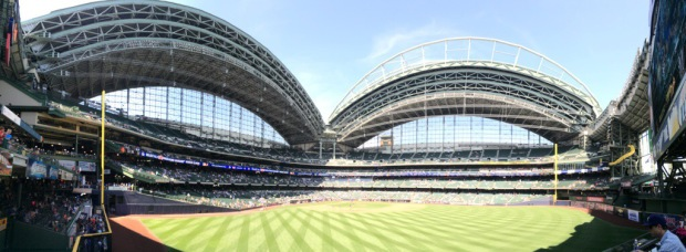 Game 22: Miller Park, Milwaukee