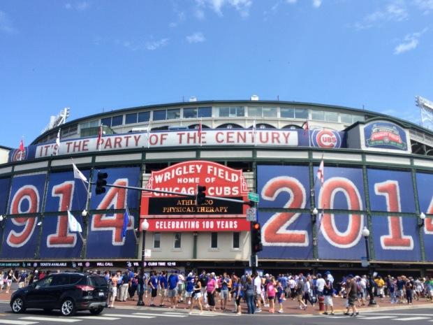Game 23: Wrigley Field,Chicago