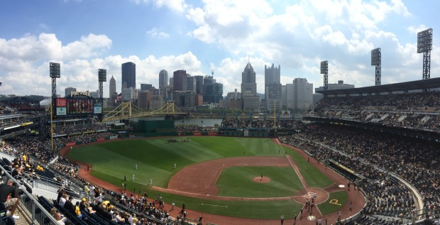 Game 27: PNC Park, Pittsburgh