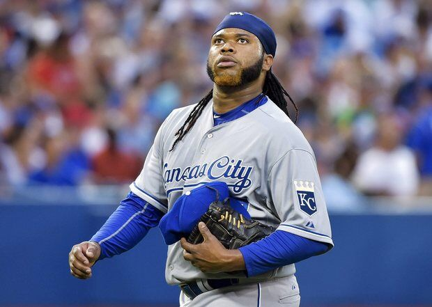 Johnny Cueto's BABIP