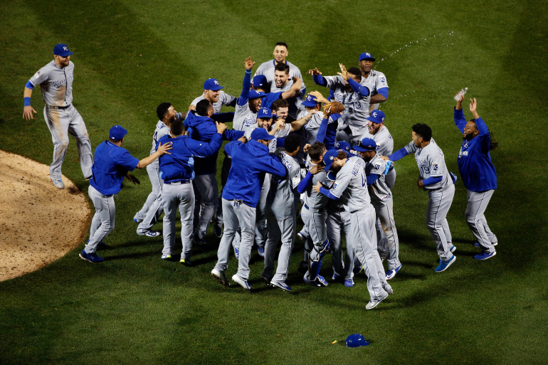 Kansas City Royals: 2015 World Series Champions
