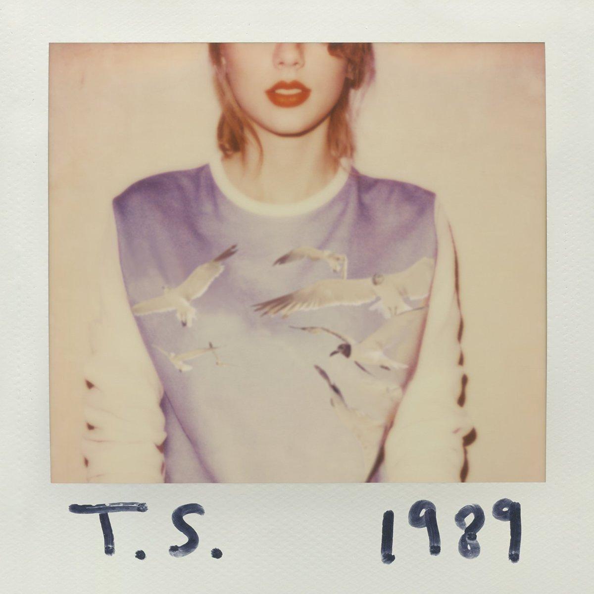 1989 – TaylorSwift